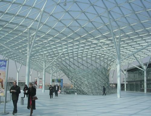 Выставочный-центр, Милан